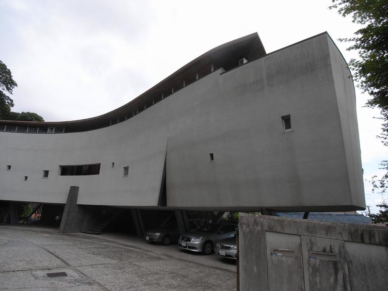 OKAMOTO HOUSE Aの外観