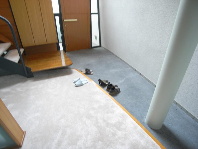 物件番号: 1025840954 OKAMOTO HOUSE  神戸市中央区北野町3丁目 4LDK テラスハウス 画像14