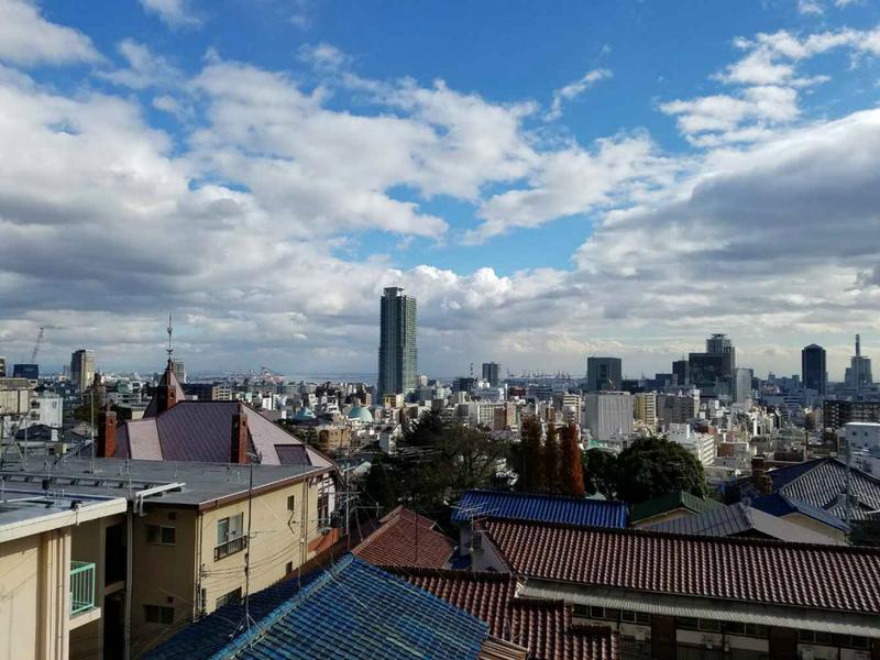 物件番号: 1025840954 OKAMOTO HOUSE  神戸市中央区北野町3丁目 4LDK テラスハウス 画像4
