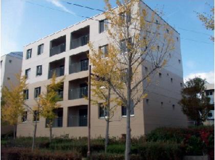 物件番号: 1025869529 フォレスト竹の台  神戸市西区竹の台2丁目 3LDK マンション 外観画像