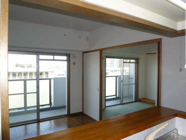 物件番号: 1025875422 アイビーハイツ  神戸市東灘区西岡本1丁目 3LDK マンション 画像5