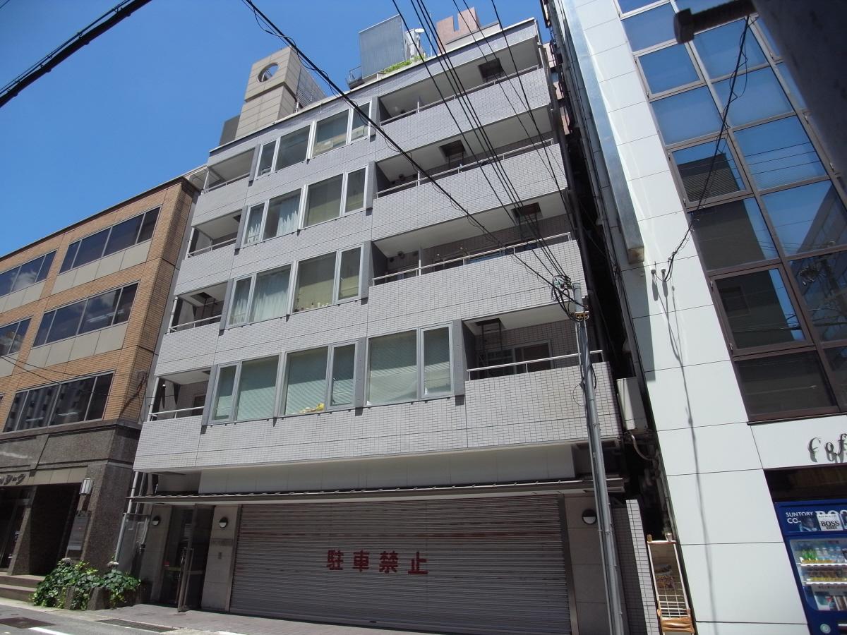 物件番号: 1025844417 アルカディア三宮  神戸市中央区小野柄通3丁目 1SLDK マンション 外観画像