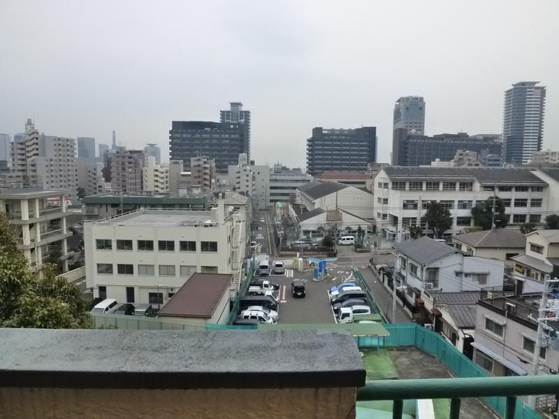 物件番号: 1025858674 三葉ハイツ  神戸市中央区山本通4丁目 2LDK マンション 画像3