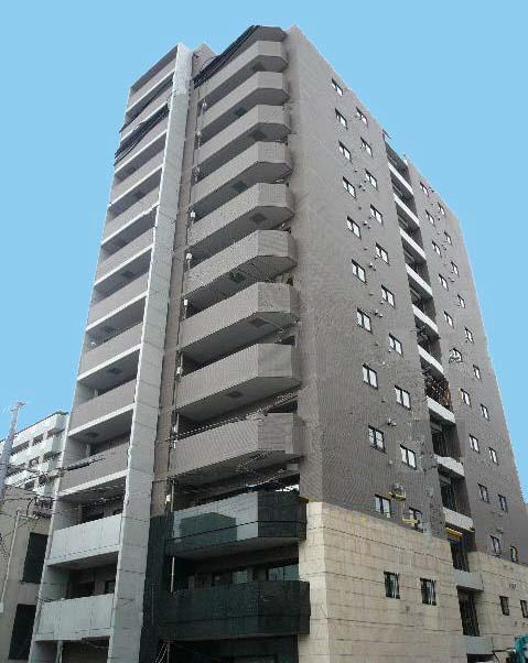 物件番号: 1025844719 サムティグランツ神戸  神戸市兵庫区湊町1丁目 3LDK マンション 外観画像