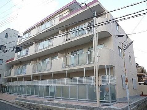 物件番号: 1025846499 セルフィーユ諏訪山  神戸市中央区中山手通4丁目 1LDK マンション 外観画像