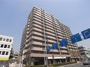 物件番号: 1025861407 グランシティ三宮  神戸市中央区雲井通2丁目 3LDK マンション 外観画像