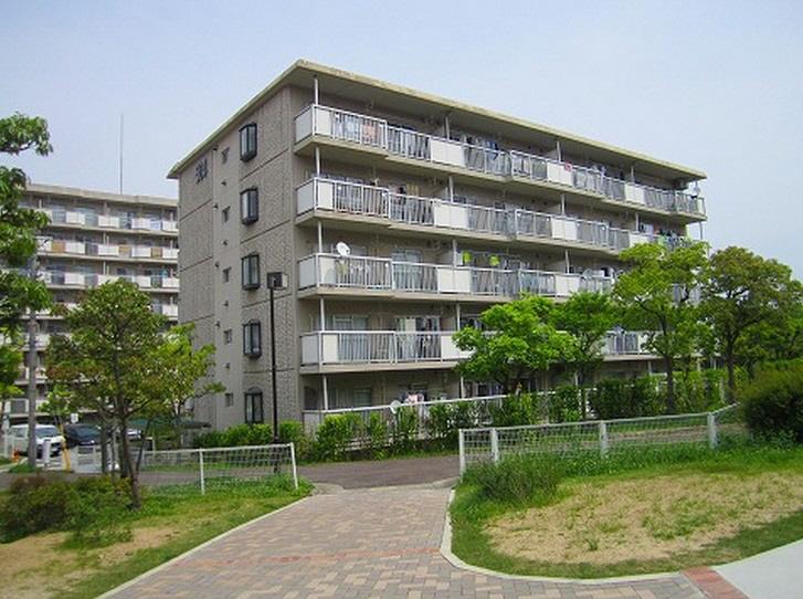 物件番号: 1025863504 ☆落合第二 512号棟(UR)  神戸市須磨区南落合2丁目 3LDK マンション 画像8