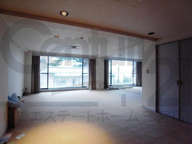 物件番号: 1025850252 第4スカイマンション  神戸市中央区北野町2丁目 3LDK マンション 画像2