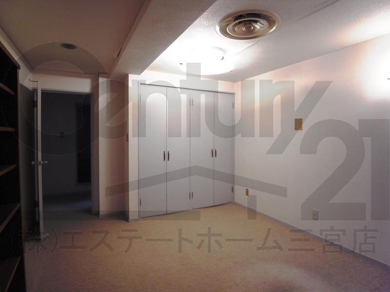 物件番号: 1025859188 第4スカイマンション  神戸市中央区北野町2丁目 3LDK マンション 画像13