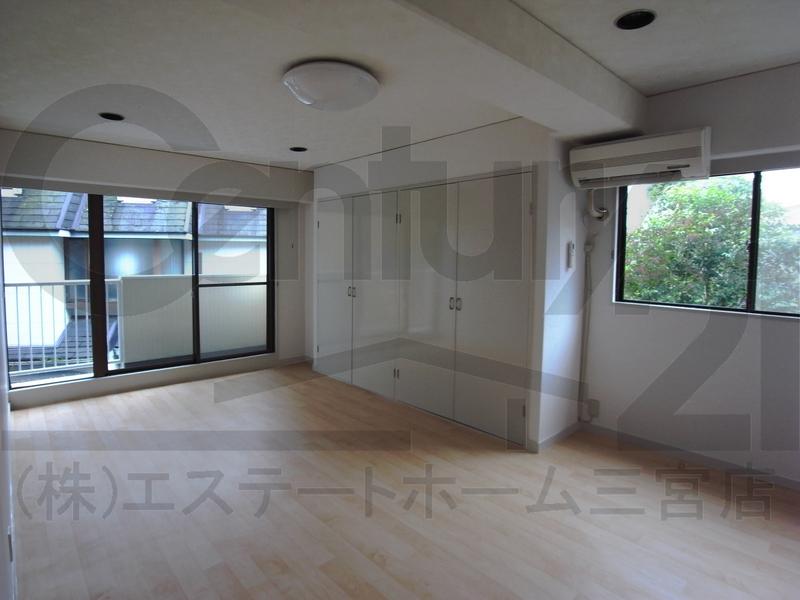 物件番号: 1025850259 第5スカイマンション  神戸市中央区北野町4丁目 3LDK マンション 画像9