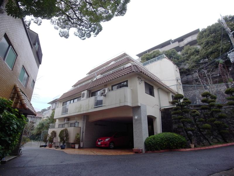 物件番号: 1025850259 第5スカイマンション  神戸市中央区北野町4丁目 3LDK マンション 画像14