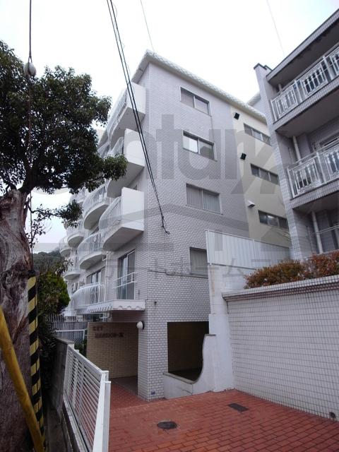 第3スカイマンション 402の外観