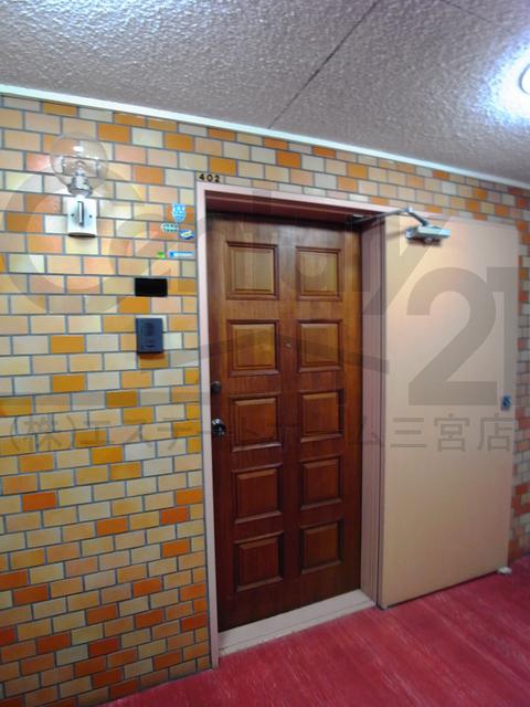 物件番号: 1025862909 第3スカイマンション  神戸市中央区北野町4丁目 3LDK マンション 画像16