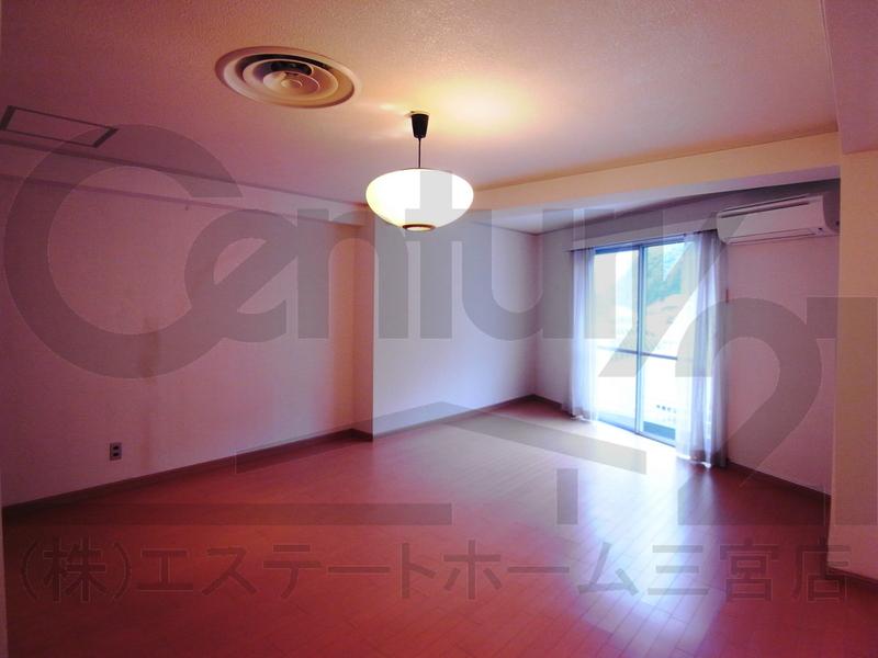 物件番号: 1025850260 第3スカイマンション  神戸市中央区北野町4丁目 3LDK マンション 画像12