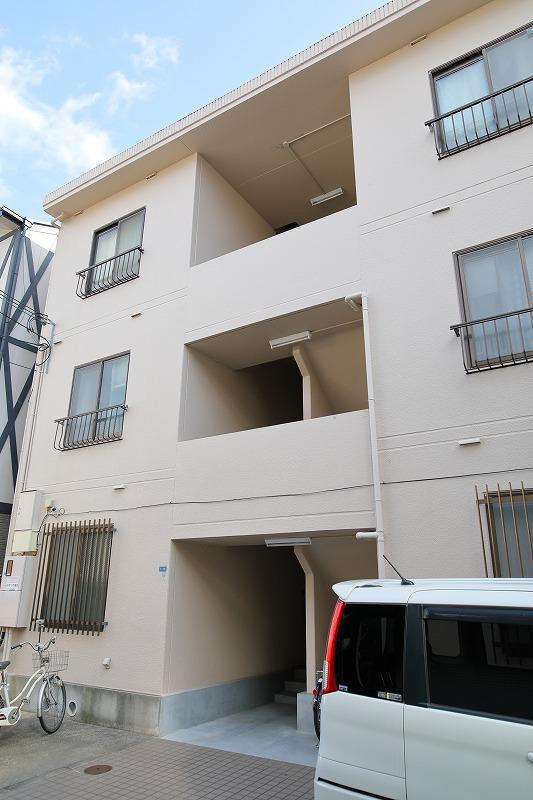 物件番号: 1025850288 俊成マンション  神戸市中央区宮本通5丁目 2DK マンション 外観画像