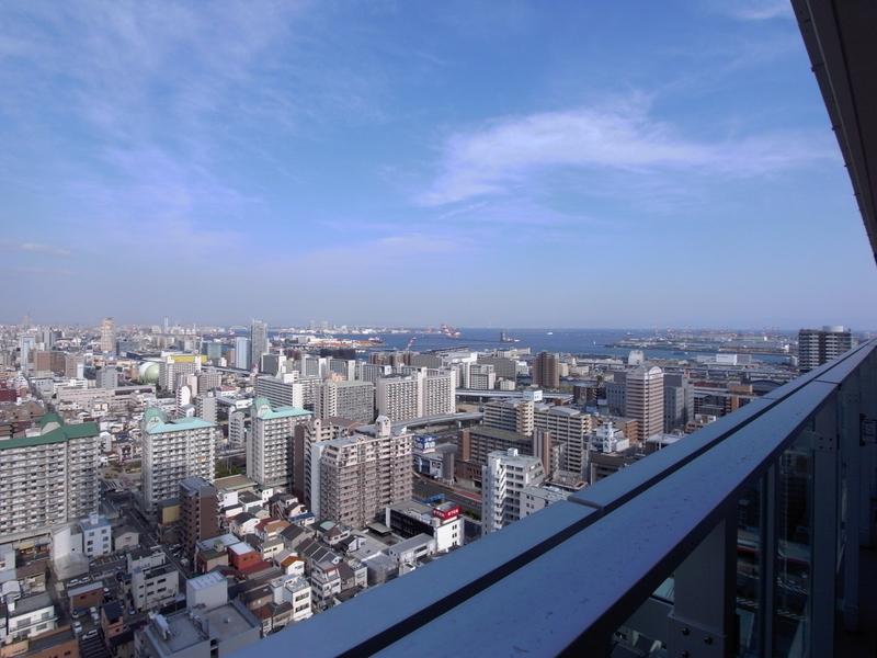 物件番号: 1025850422 シティタワー神戸三宮  神戸市中央区旭通4丁目 2LDK マンション 画像12