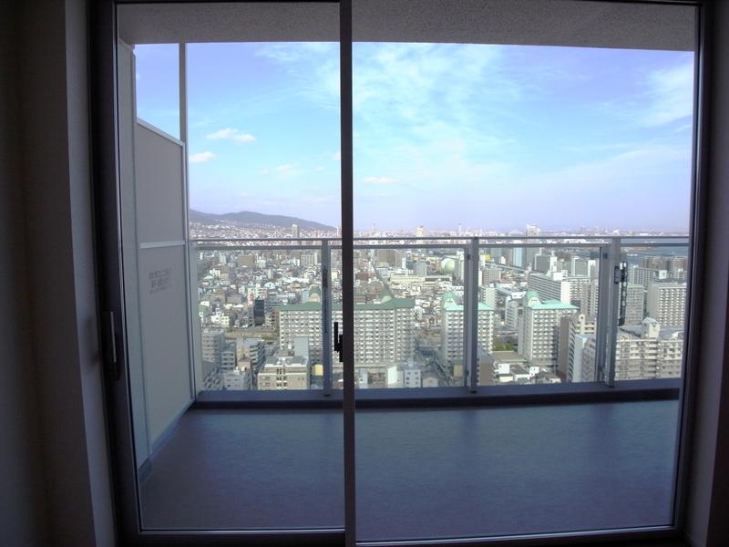 物件番号: 1025850422 シティタワー神戸三宮  神戸市中央区旭通4丁目 2LDK マンション 画像9
