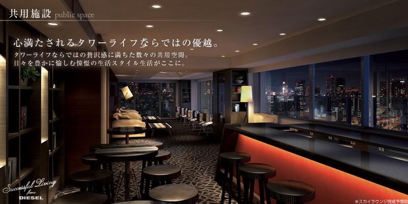物件番号: 1025866654 神戸ハーバータワー  神戸市中央区海岸通6丁目 3LDK マンション 画像2