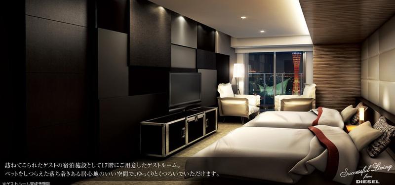 物件番号: 1025866654 神戸ハーバータワー  神戸市中央区海岸通6丁目 3LDK マンション 画像4