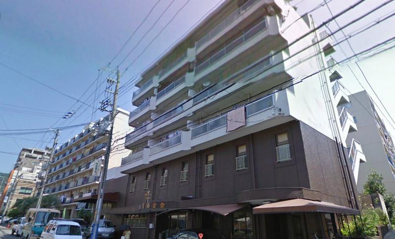 物件番号: 1025875659 金物ビル  神戸市中央区下山手通8丁目 3DK マンション 外観画像