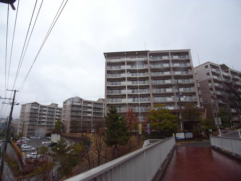 物件番号: 1025863515 ☆ルゼフィール名谷東 422号棟(UR)  神戸市須磨区中落合1丁目 2DK マンション 画像13