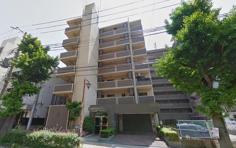 物件番号: 1025875328 新神戸ネクステージ  神戸市中央区生田町3丁目 2LDK マンション 外観画像