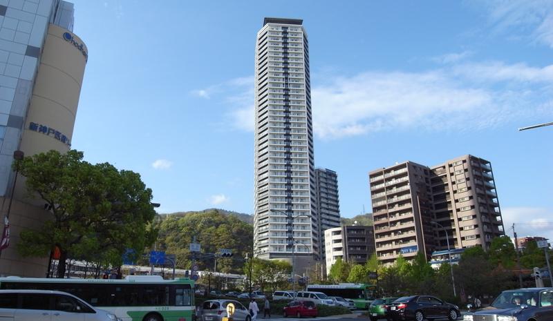 ジークレフ新神戸タワー 3003の外観