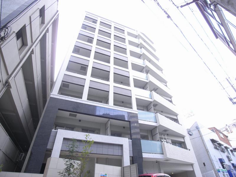 物件番号: 1025867435 ワコーレIXI神戸トアウエスト  神戸市中央区下山手通3丁目 1LDK マンション 外観画像