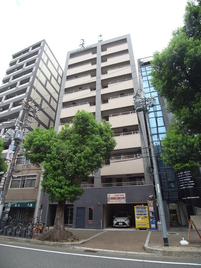 物件番号: 1025852966 ルミエール オクティア  神戸市中央区元町通3丁目 1LDK マンション 外観画像