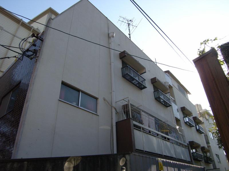 物件番号: 1025854705 合和マンション  神戸市中央区北野町3丁目 2DK マンション 画像1