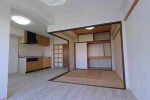 物件番号: 1025855549 中山手コーポ  神戸市中央区中山手通2丁目 2LDK マンション 画像1