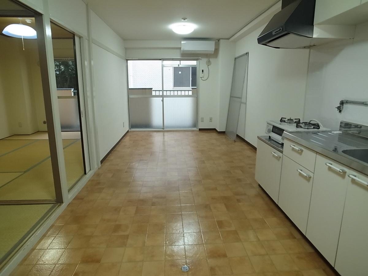 物件番号: 1025858674 三葉ハイツ  神戸市中央区山本通4丁目 2LDK マンション 画像5