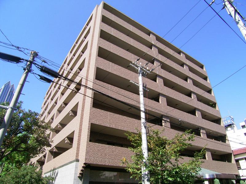 物件番号: 1025858695 リーガル新神戸パークサイド  神戸市中央区生田町2丁目 2LDK マンション 外観画像