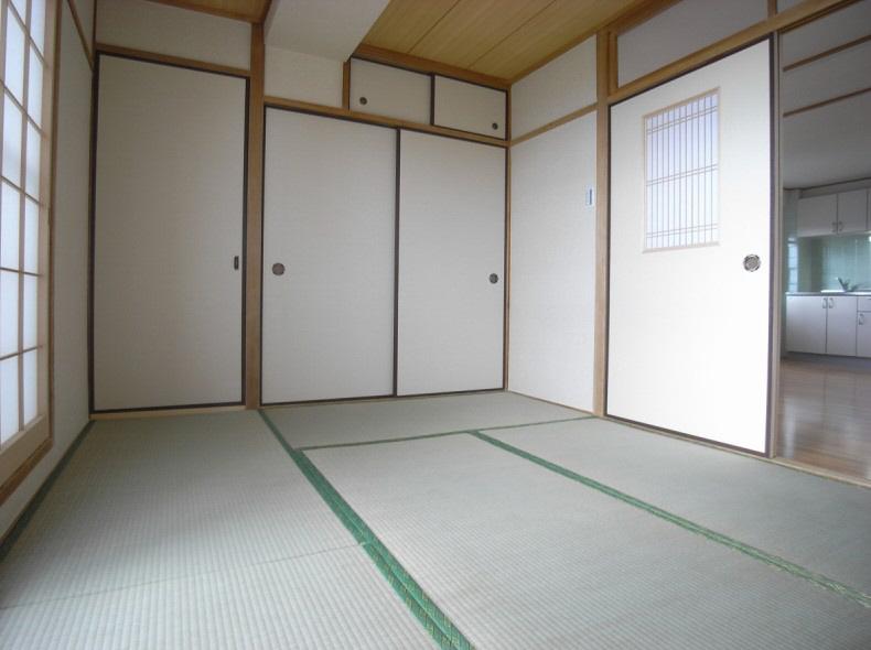 物件番号: 1025858984 ときわ新神戸レクラン  神戸市中央区熊内町5丁目 2LDK マンション 画像3