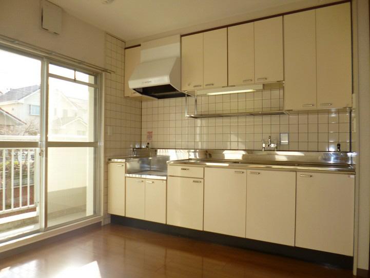 物件番号: 1025861376 横尾(UR)  神戸市須磨区横尾 3DK マンション 画像2