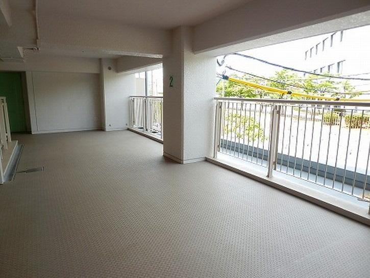 物件番号: 1025863540 ☆名谷駅前 440号棟(UR)  神戸市須磨区中落合3丁目 3DK マンション 画像9