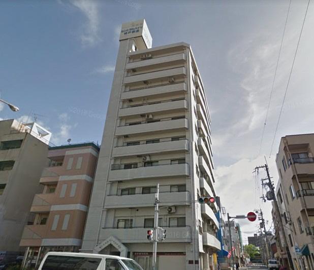 物件番号: 1025859804 セントラルハイツ神戸橘通  神戸市中央区橘通4丁目 3LDK マンション 外観画像