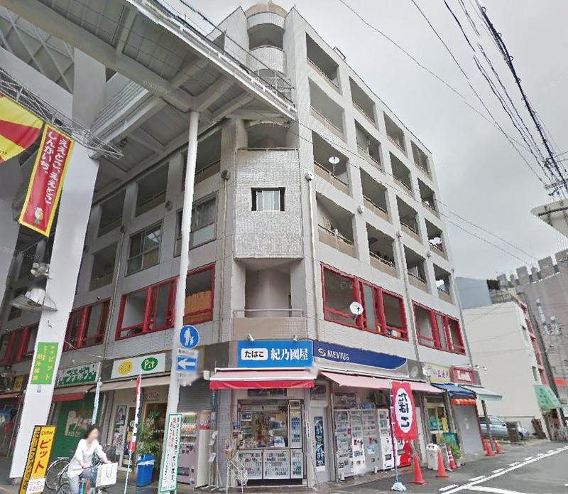 クアトロ神戸 503の外観