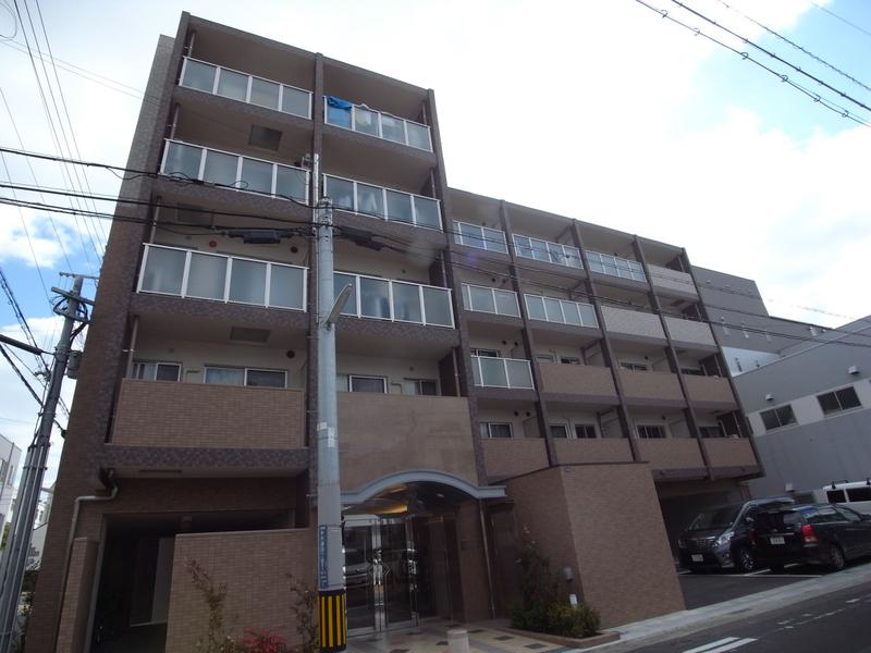 物件番号: 1025881122 KMS新生水木通  神戸市兵庫区水木通4丁目 1LDK マンション 外観画像