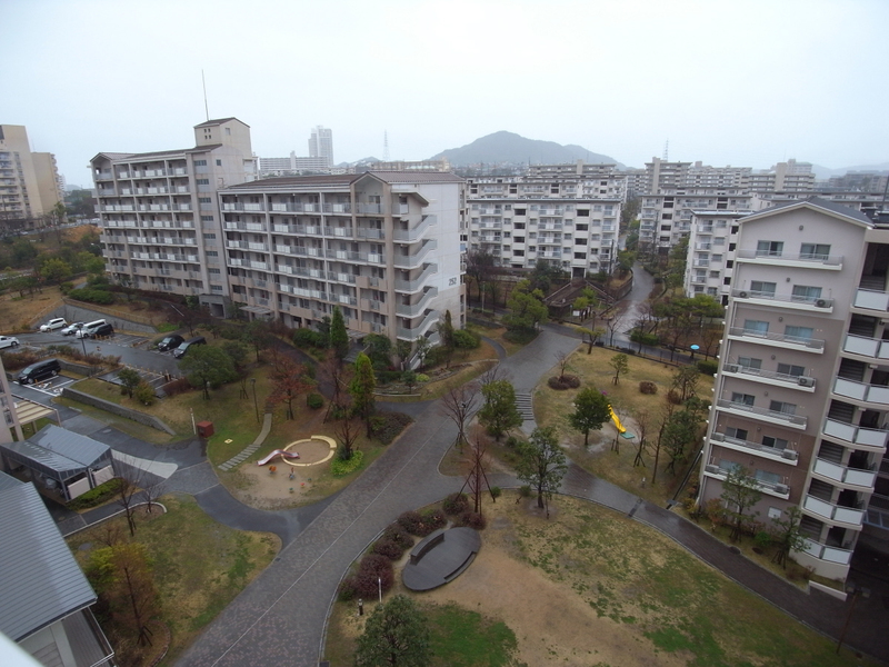 物件番号: 1025863516 ☆ルゼフィール名谷東 422号棟(UR)  神戸市須磨区中落合1丁目 3LDK マンション 画像11