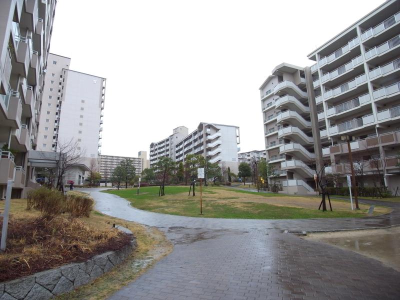 物件番号: 1025863516 ☆ルゼフィール名谷東 422号棟(UR)  神戸市須磨区中落合1丁目 3LDK マンション 画像19