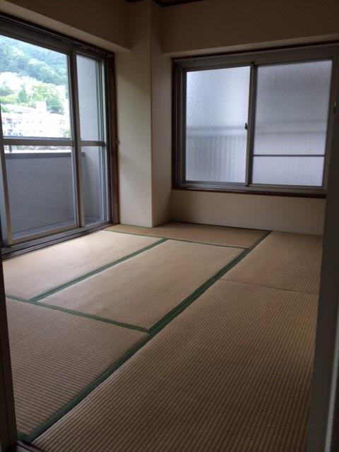 物件番号: 1025860292 新神戸マンション  神戸市中央区熊内町7丁目 3LDK マンション 画像3