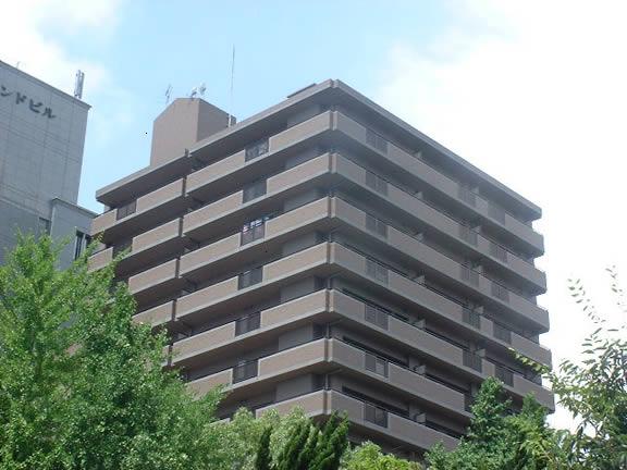 物件番号: 1025861051 グランドメゾン三宮  神戸市中央区磯上通2丁目 2LDK マンション 外観画像