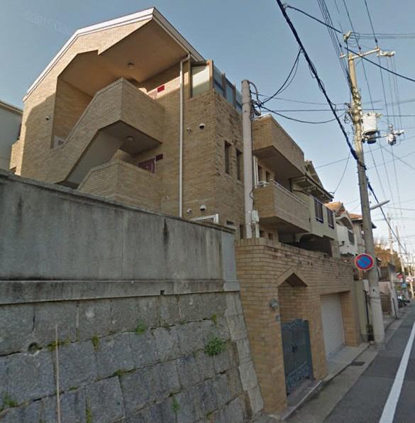 物件番号: 1025861388 TOYOTAマンション  神戸市中央区中島通2丁目 3LDK マンション 外観画像