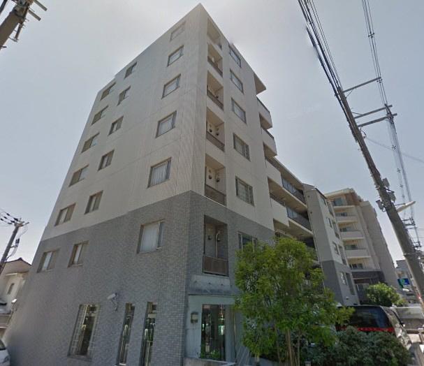 物件番号: 1025861434 ルイシャトレ新神戸スイーツ  神戸市中央区旗塚通6丁目 3LDK マンション 外観画像