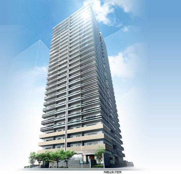 ジ・アーバネックスタワー神戸元町通 608の外観