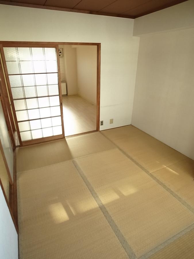 物件番号: 1025866378 久保田マンション  神戸市須磨区衣掛町5丁目 2LDK マンション 画像4