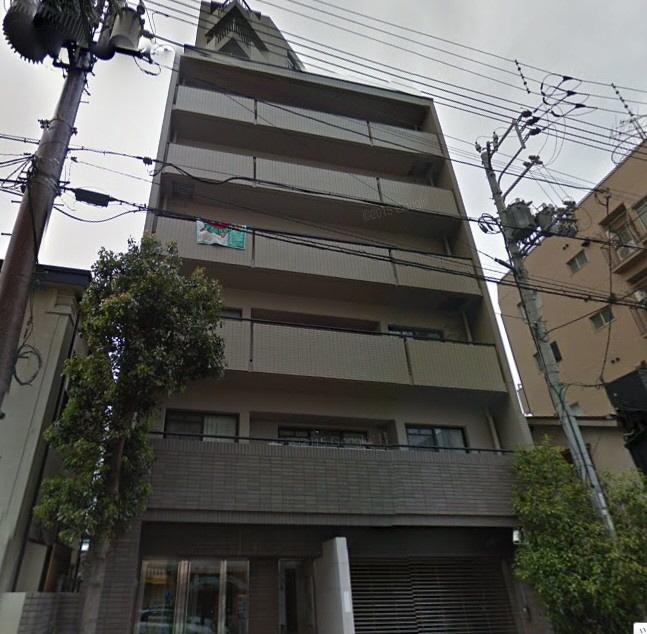 レイセニット神戸元町 801の外観