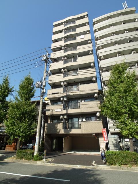 物件番号: 1025866756 サンモールアベニュー  神戸市中央区国香通6丁目 1K マンション 外観画像
