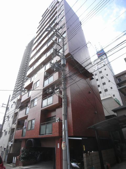 物件番号: 1025874105 シャンボール三宮  神戸市中央区熊内町4丁目 3LDK マンション 外観画像
